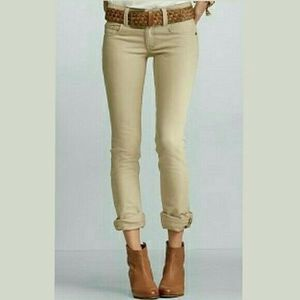 CAbi Women's Lou Lou Straight Leg Jeans